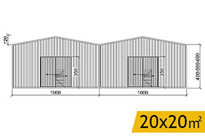 hangar-prefabrik-yapi-20X20