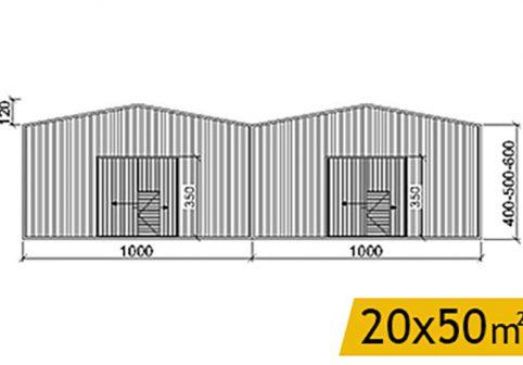 hangar-prefabrik-yapi-20X50