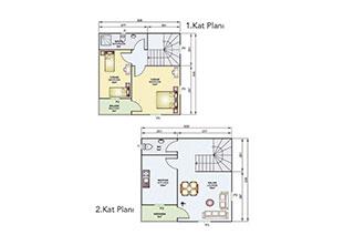 prefabrik-ev-cift-katli-80-m2-edirne