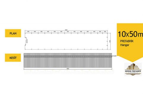 prefabrik-hangar-depo-edirne-10x50
