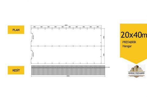 prefabrik-hangar-depo-edirne-20x40